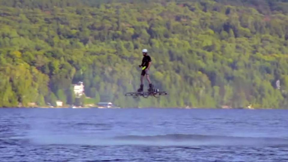 hoverboard-világrekord